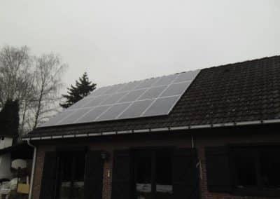 Installation panneaux solaires photovoltaïque