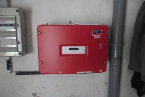 Ondulateur pour panneaux photovoltaïques