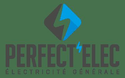 10 ans et un nouveau logo pour Perfect'Elec !