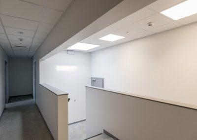 Installation d'éclairage en intérieur