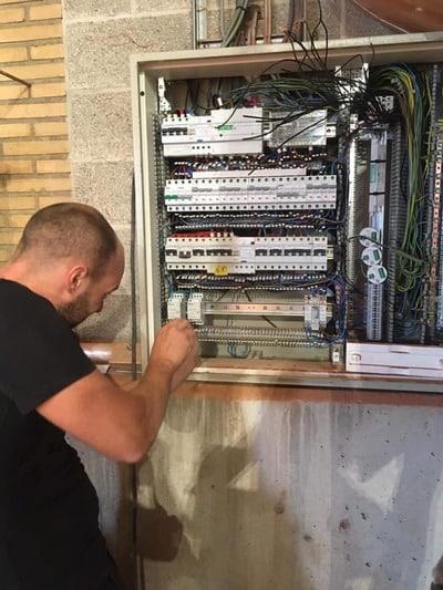 Electricien à Verviers