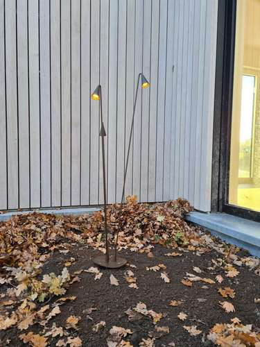 Installation d'éclairage extérieur