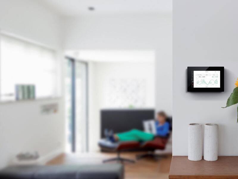 Système domotique - monitoring énergétique