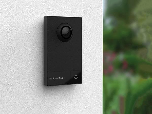 Installation système domotique Niko Home Control